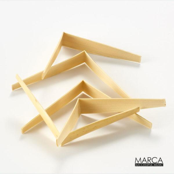 Roseau gougé taillé Marca