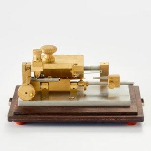 Machine à gratter Kunibert