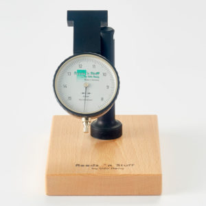Reeds'n Stuff Diameter gauge on a stand