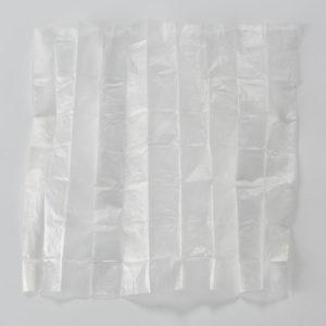 Baudruche en feuille pour étanchéité de l'anche
