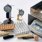 Chevalet - flèche micromètre - planche de séchage - pré-gougeuse - testeur de dureté - mesure de diamètre