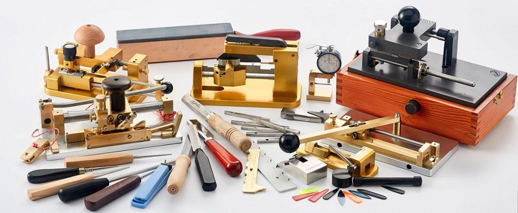 Outils à anche pour instruments de musique