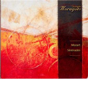 CD Quintette Moraguès - Mozart Serenades