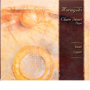 CD Quintette Moraguès - Caplet / Ravel
