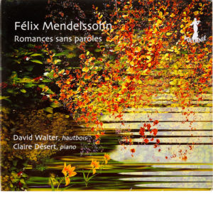CD David Walter - Mendelssohn