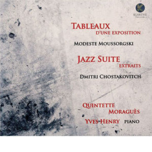 CD Quintette Moraguès - Tableaux /Jazz Suite