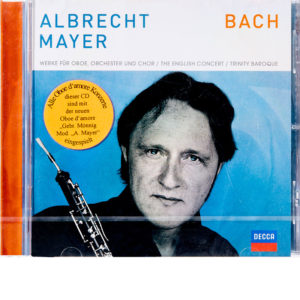 CD Albrecht Mayer – Bach
