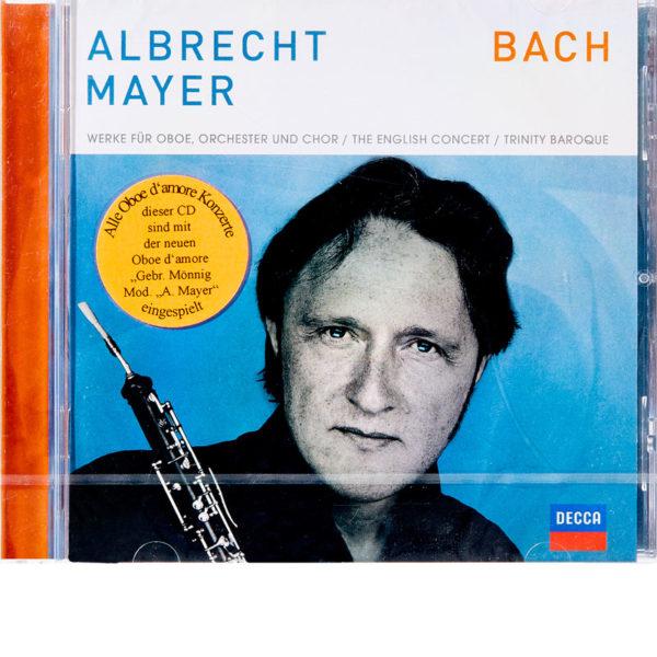 CD Albrecht Mayer – Bach