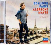 CD Albrecht Mayer - Bonjour Paris