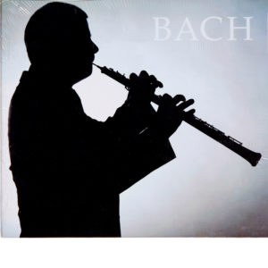 CD Matej Sarc - Bach