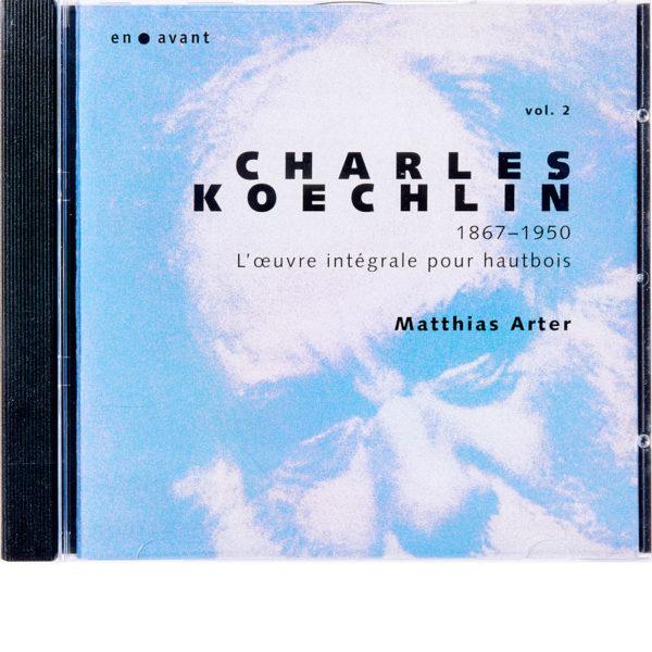 CD Matthias Arter – Kœchlin