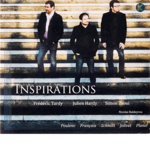 CD Frédéric Tardy - Inspirations