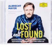 CD Albrecht Mayer - Lost and Found