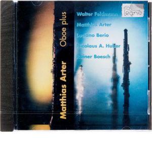 CD Matthias Arter – Oboe plus