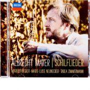 CD Albrecht Mayer - Schilflieder