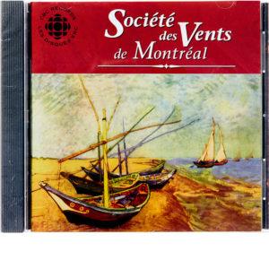 CD Société des Vents de Montréal – Caplet et Magnard