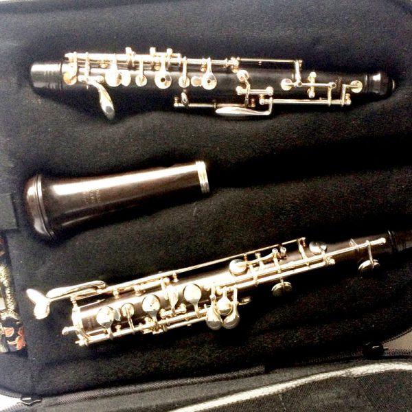 Instrument hautbois occasion Marigaux 101