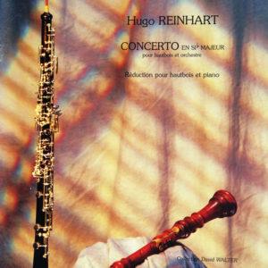 Partition occasion - Reinhart / Concerto